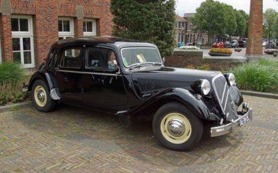 第1期: アンドレ・シトロエンの時代 〜 ヨーロッパのヘンリー・フォード