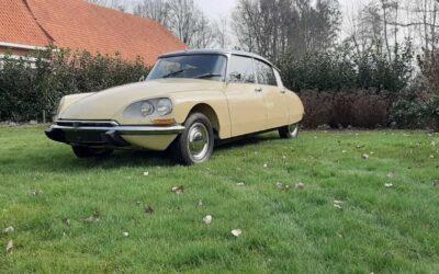 〜For Sale〜1970 DS20 セミAT オランダ工場レストア車両