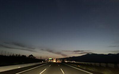 京都〜横浜 弾丸陸送 ちょこっと寄り道