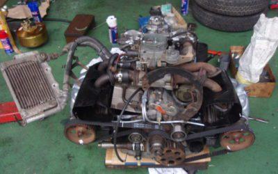 GSAエンジン完成