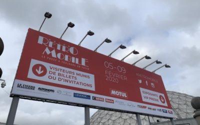 Salon RetroMobile Paris2020